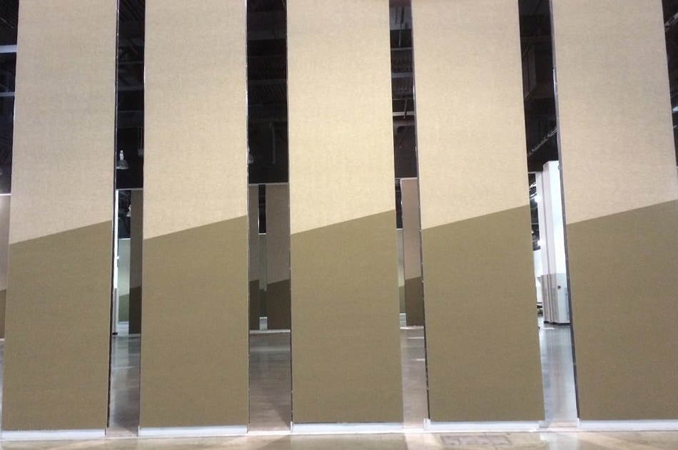 Modernfold Acousti Seal Operable Partitions
